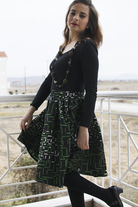 Pattern Review: Rosie Skirt by Sew Over It