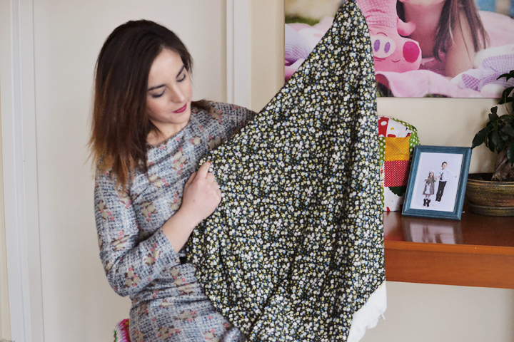 My March fabric haul