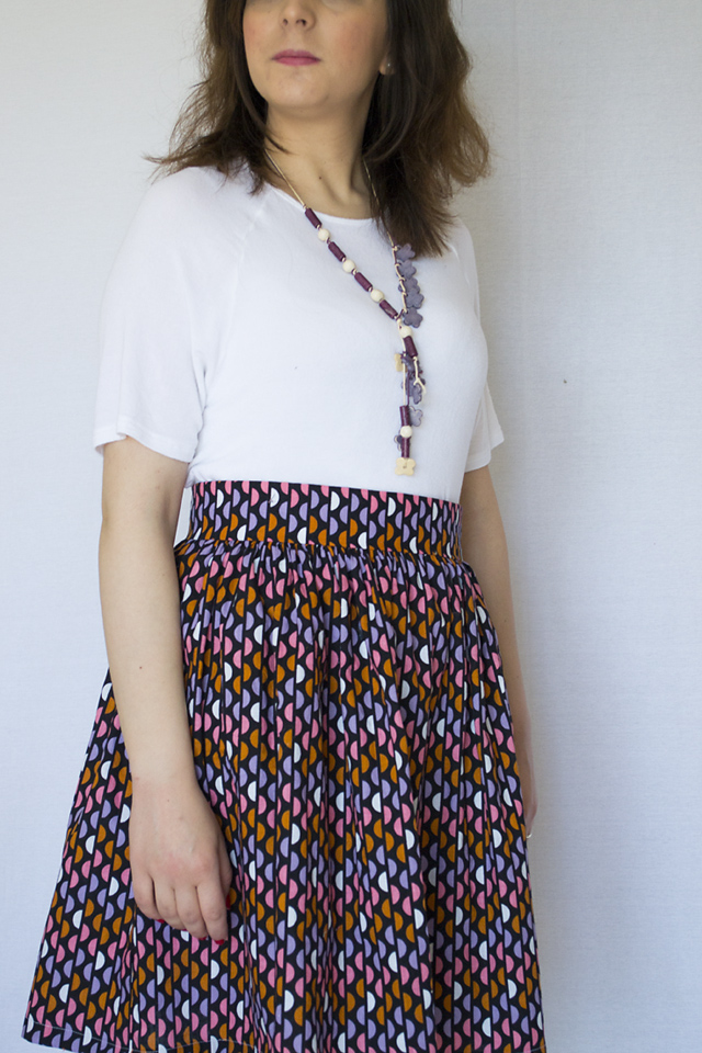 clemence skirt tilly and the buttons