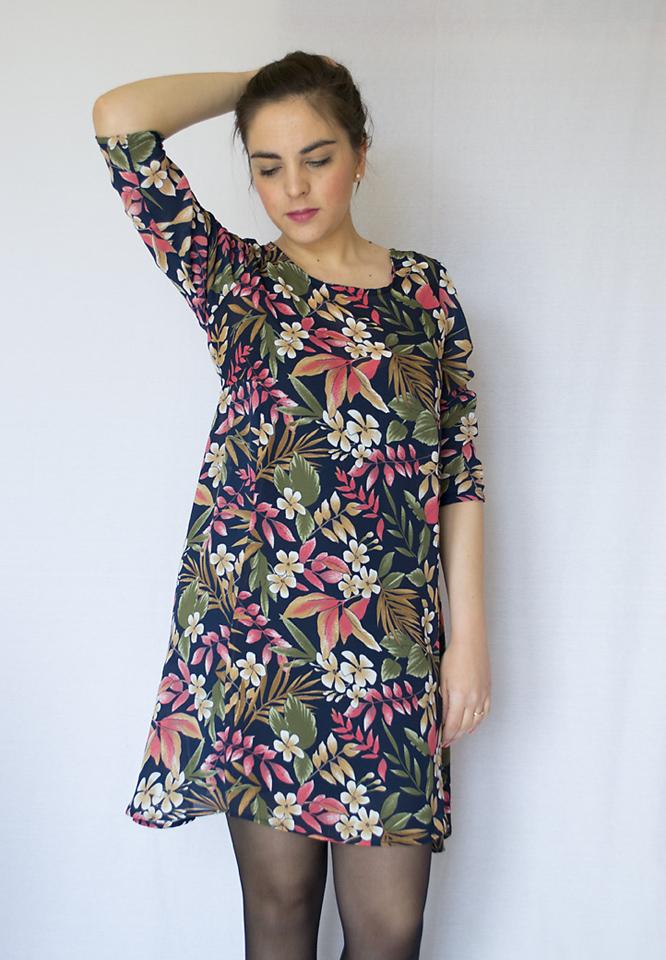 nancy dress sew over it