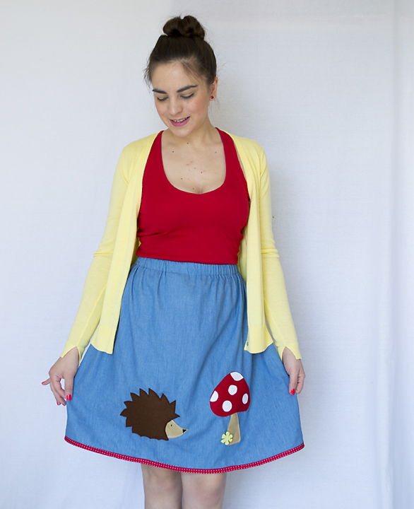 craftaholic skirt
