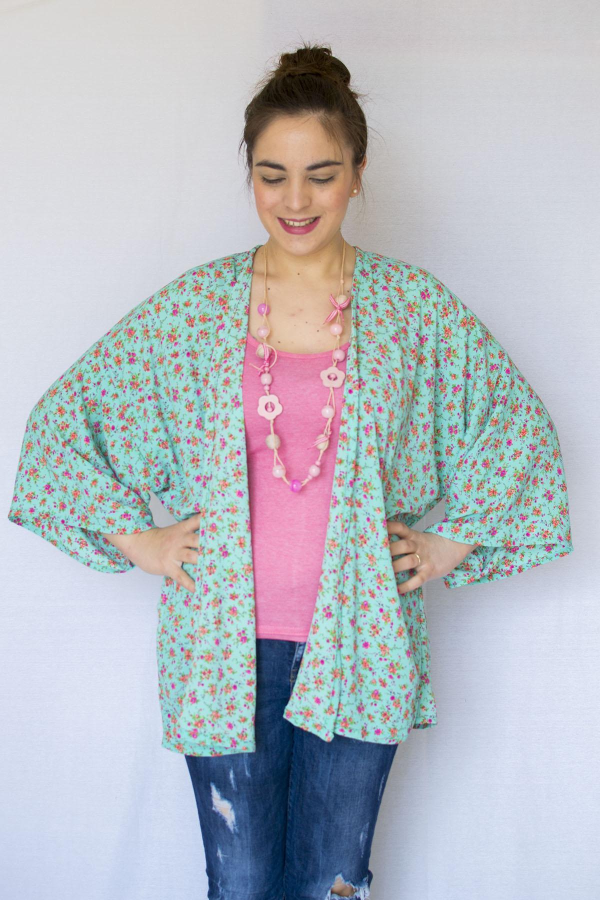 My Florence Kimono by Sew Caroline
