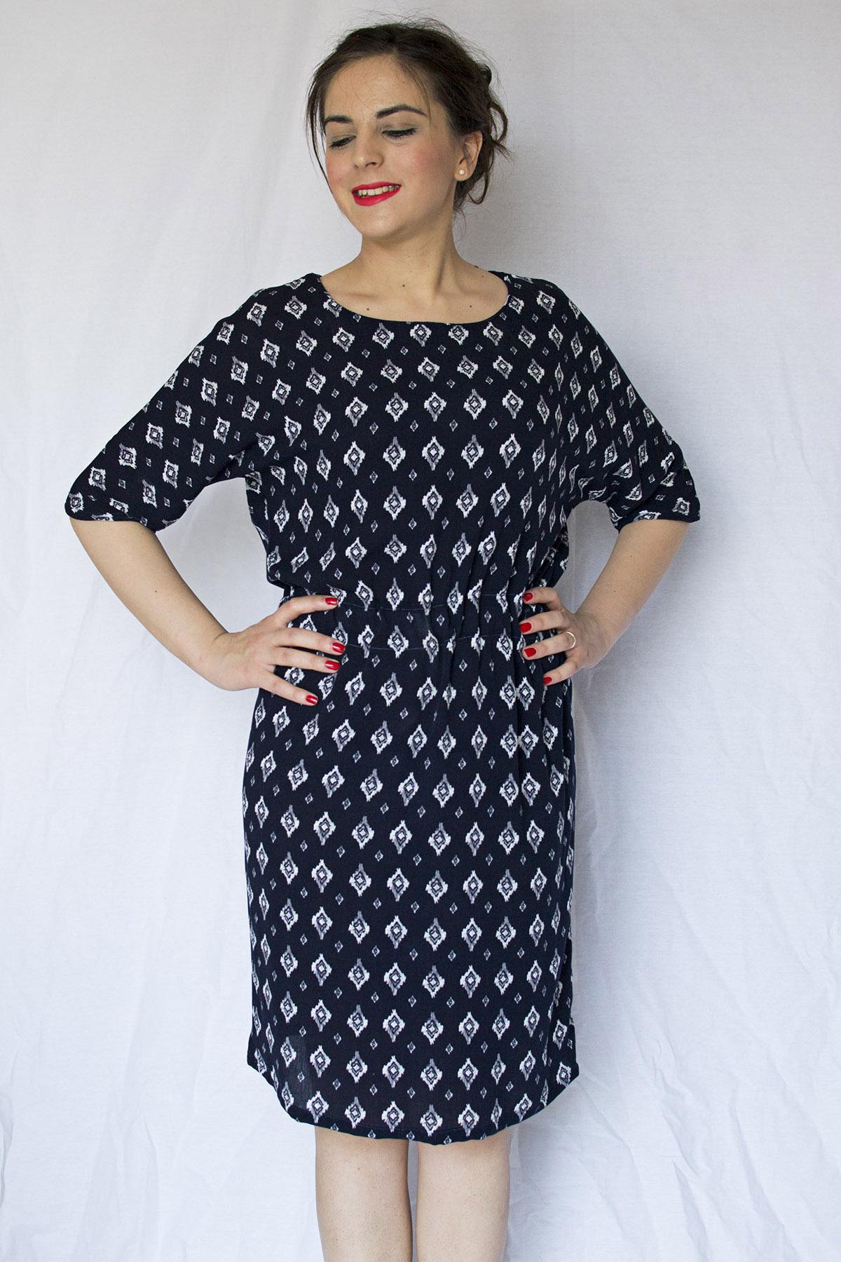 The Sheath Dress by the Avid Seamstress