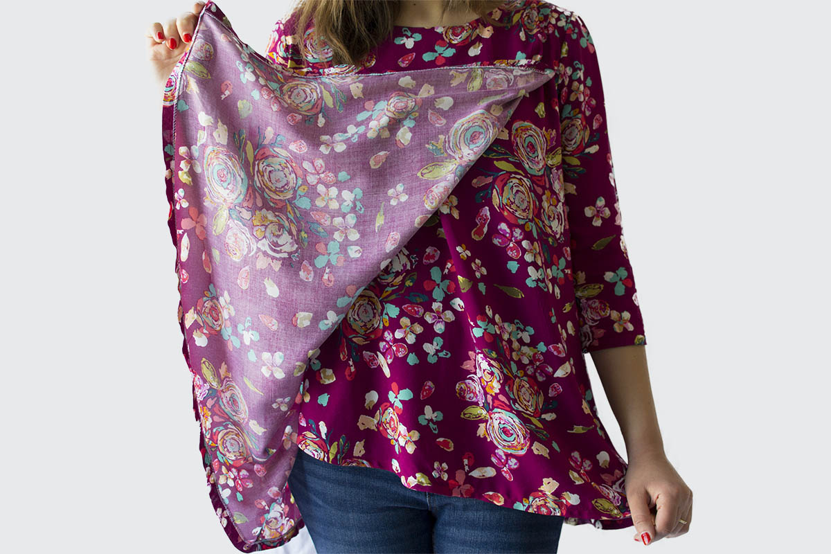 My Lily Top by Sew Over It