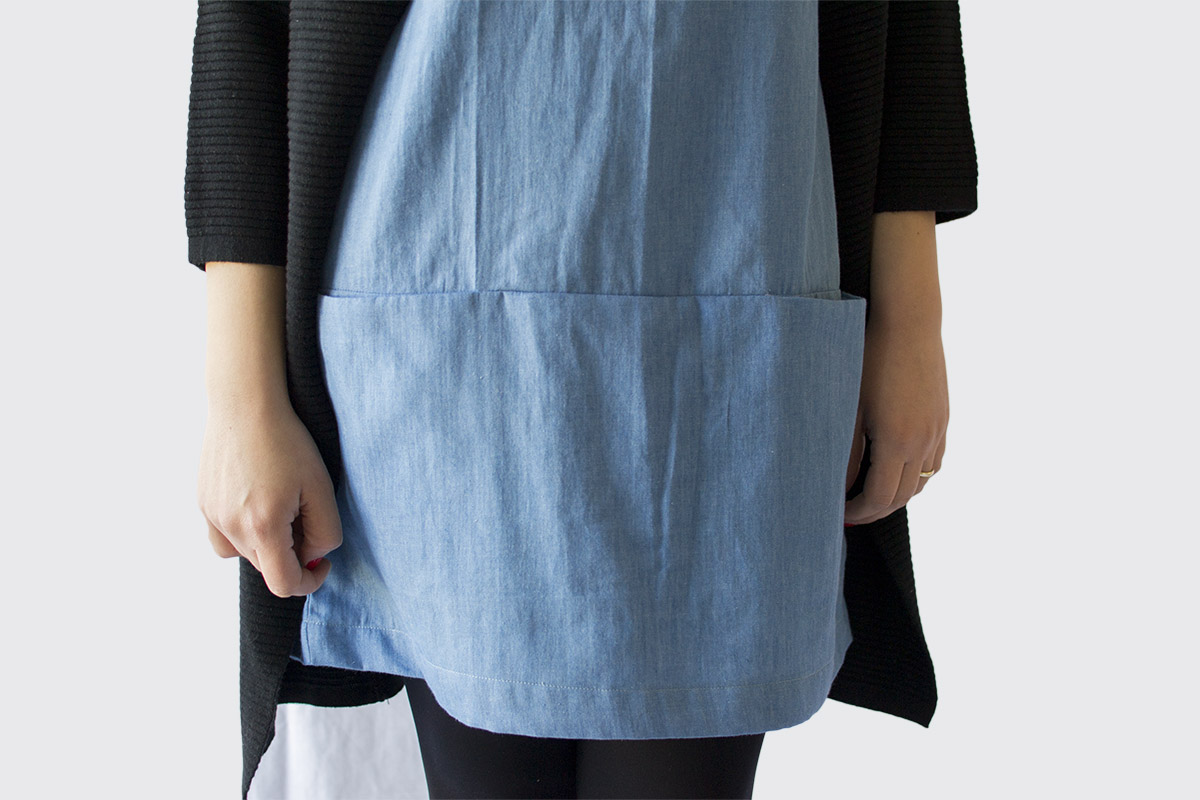 The Carnaby dress by Nina Lee London