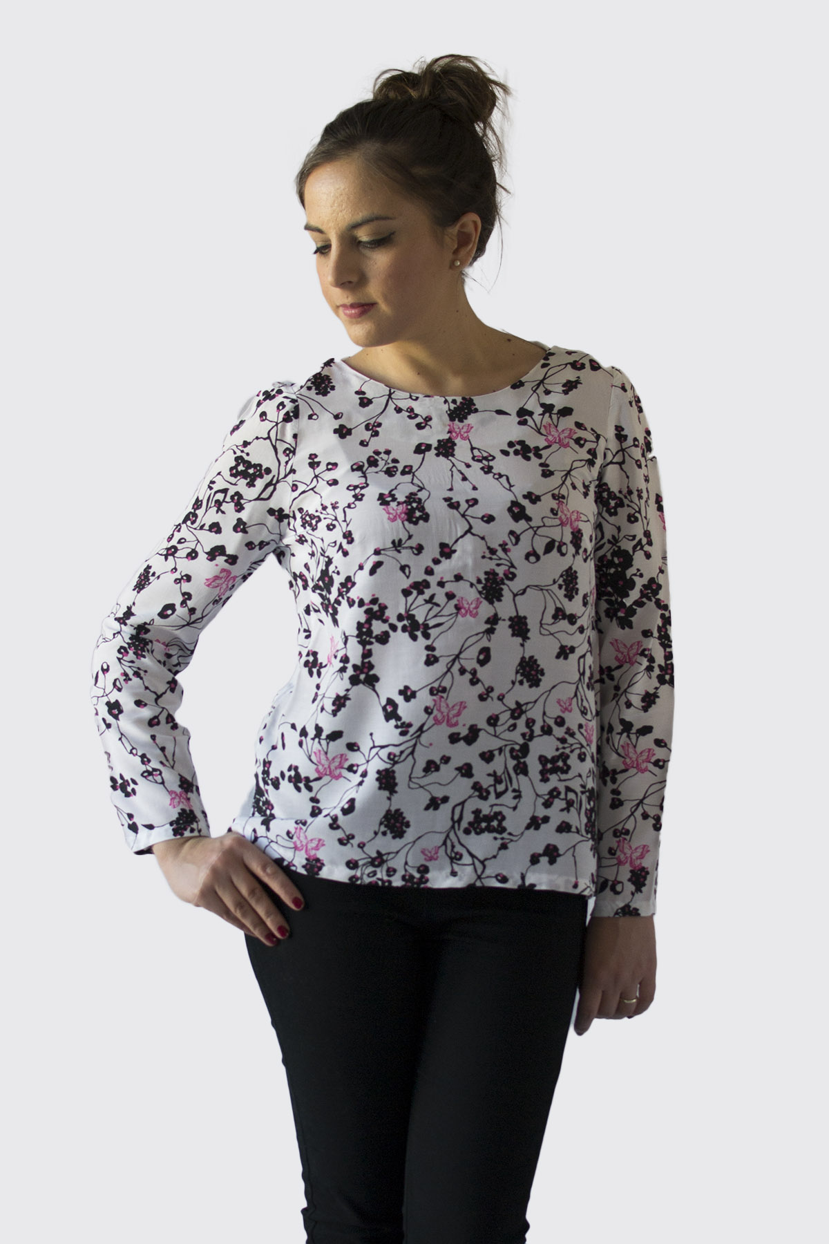 Sew Over It Ultimate SHift top