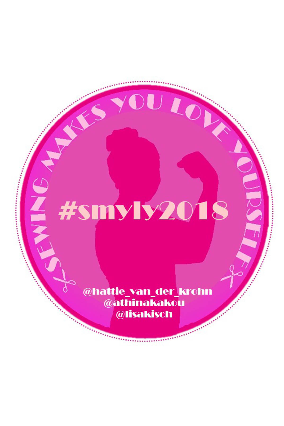 The #smyly2018 challenge aka Sewing makes you love yourself