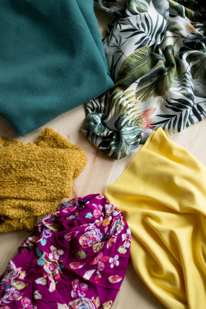 How to buy fabrics online