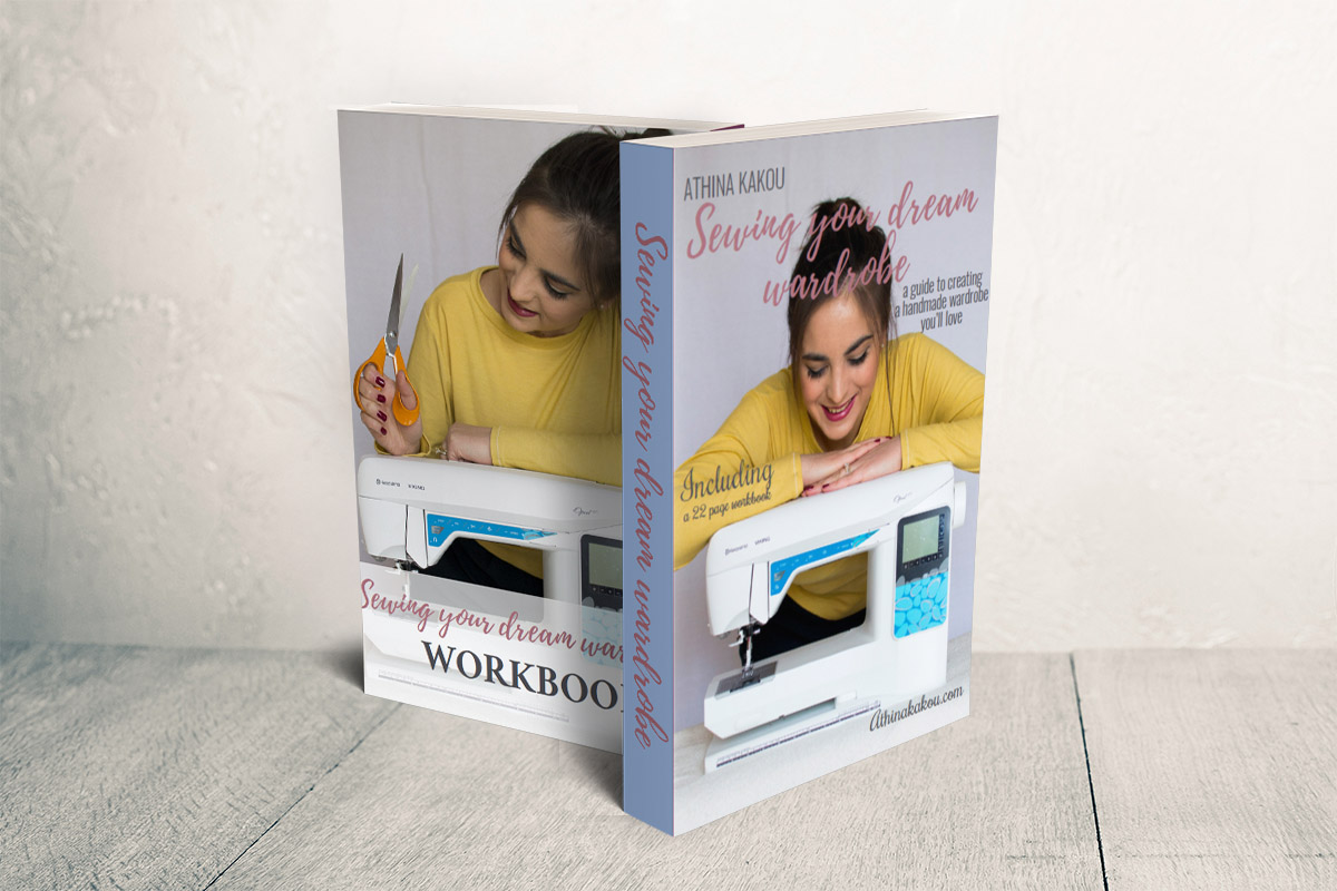 Sewing your dream wardrobe my first book athina kakou in chapter 3 i am sharing all my tips for better sewing i am sharing my thoughts on mindful sewing and how to practice it how to save money jeuxipadfo Images