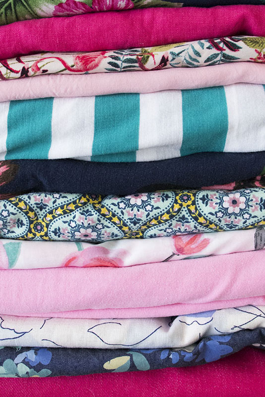 My huge fabric and pattern haul