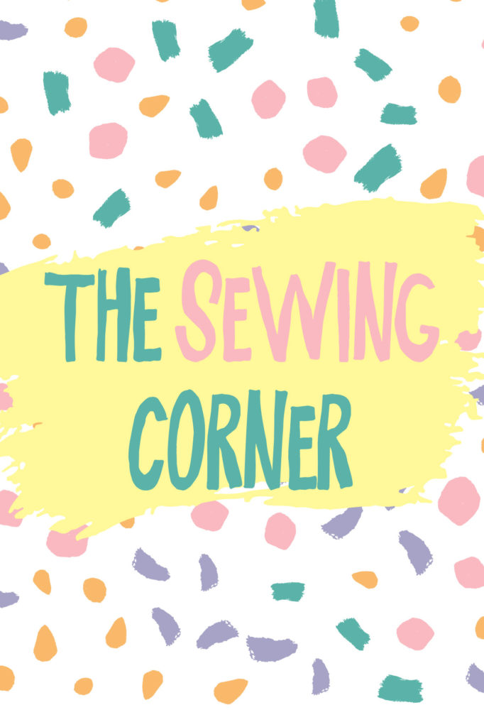 The Sewing Corner – Vol 1