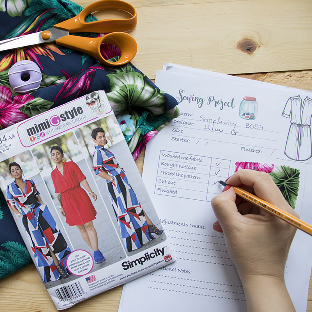 Why do you need a sewing planner