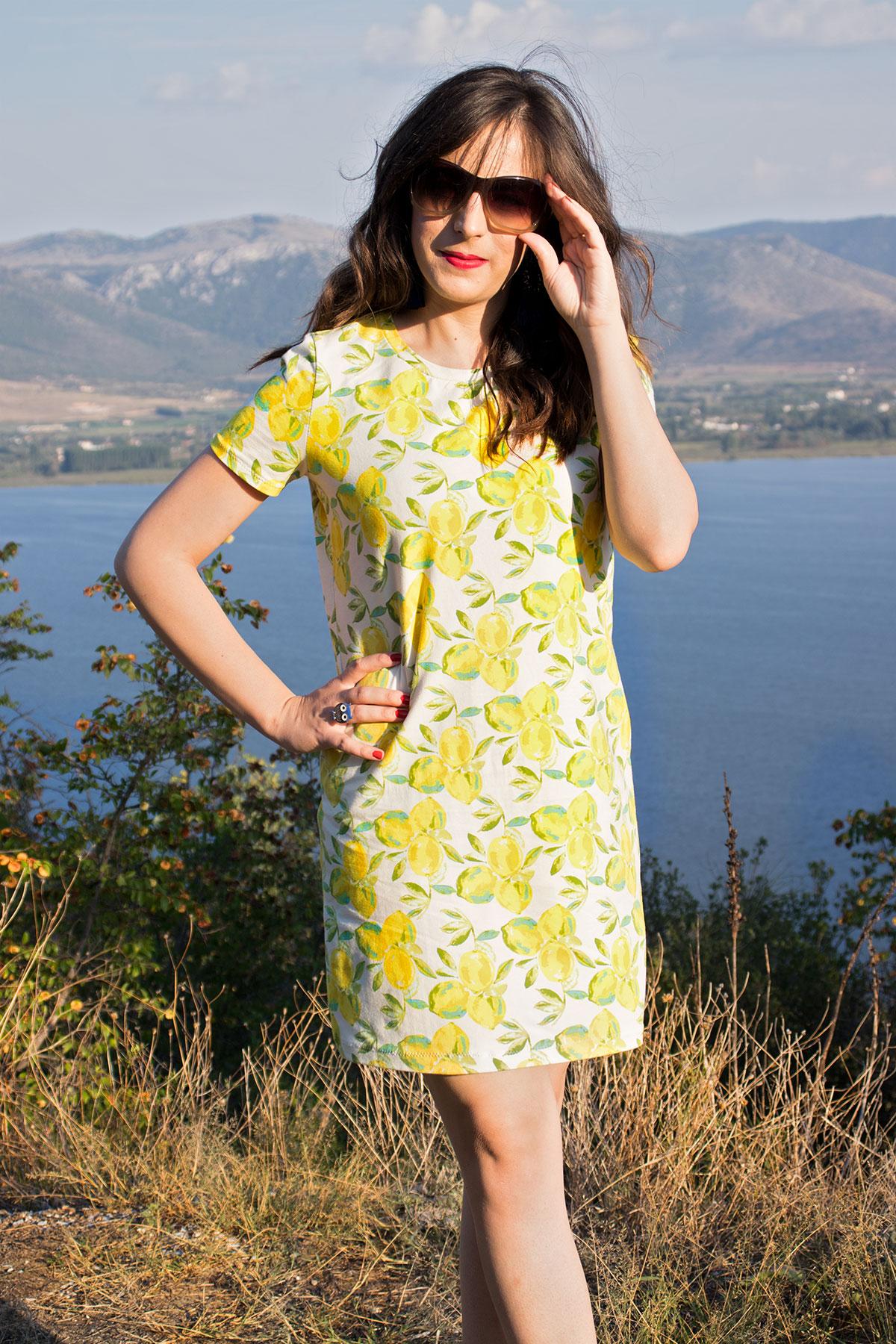 Sheona dress and top