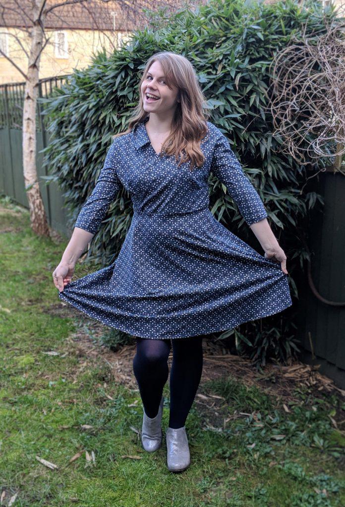 Samantha dress by AKpatterns
