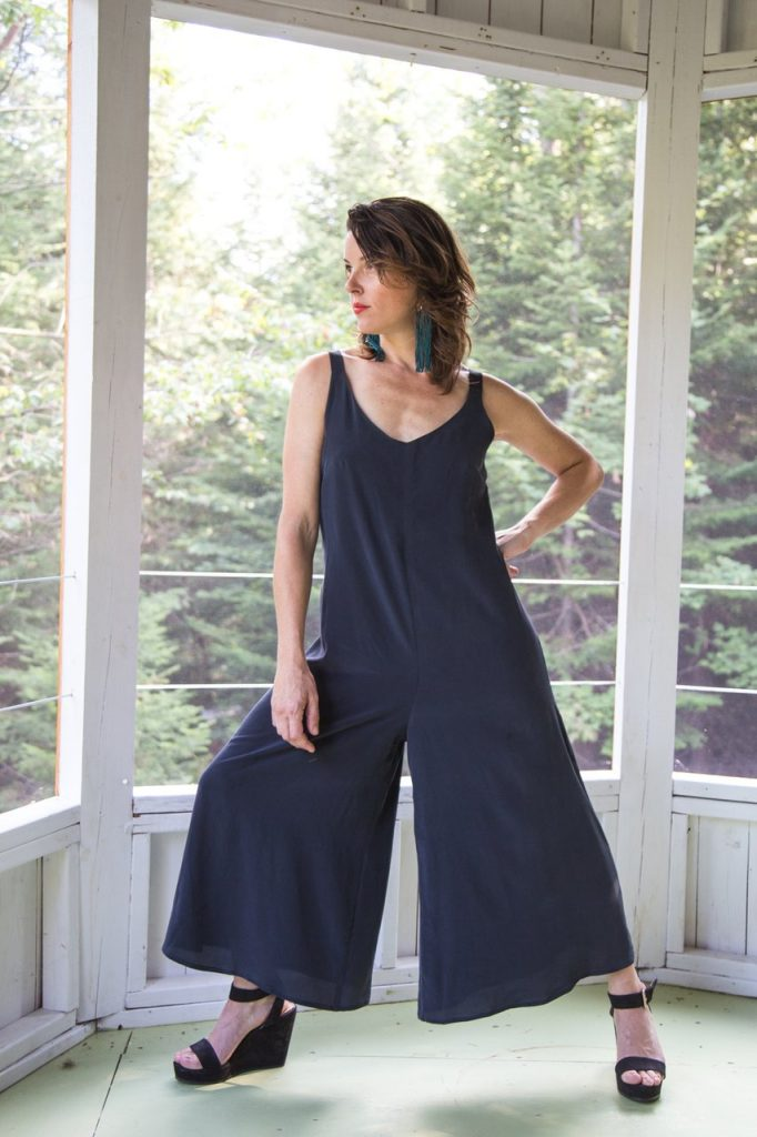 Amy Jumpsuit Closet Case