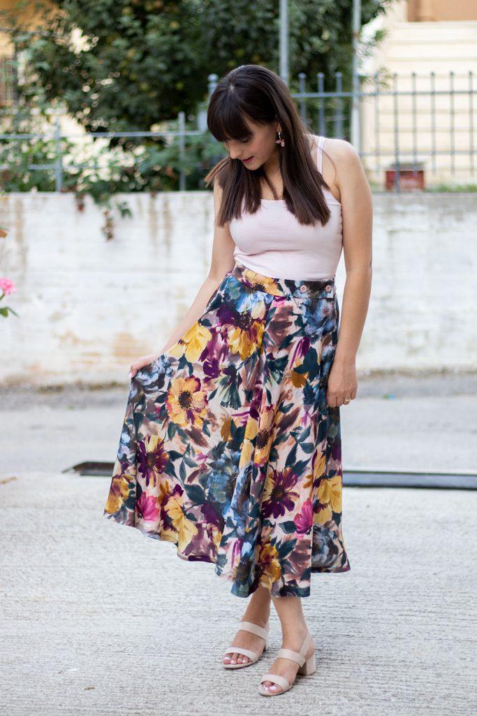 Wattle skirt